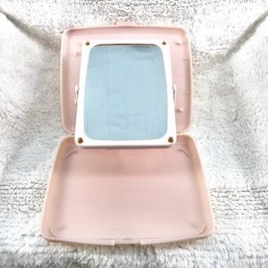 Mary Kay Pink Foldable Travel Mirror Stand